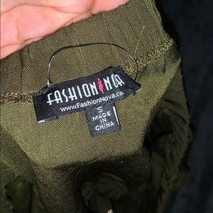 Fashion Nova Tops - Fashion nova off the shoulder